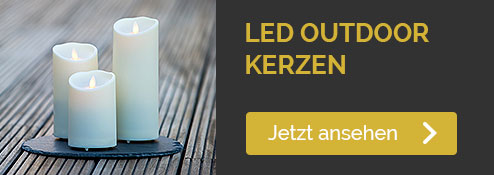 Luminara Outdoor Led Kerzen