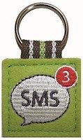 appisyourlife App Schlüsselanhänger SMS Motiv grün