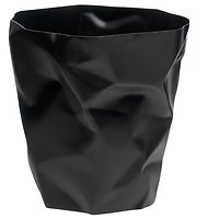 Essey Papierkorb Bin Bin 33cm schwarz