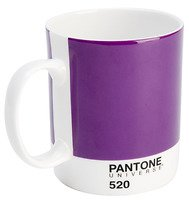 Pantone Universe Becher 375 ml Grape Juice 520 Bone China