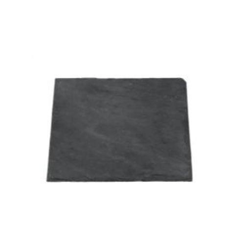 Broste Schieferplatte eckig 20 x 20 cm