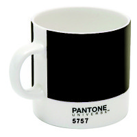 Pantone Universe Espressotasse Olive Green 5757 120 ml Bone China
