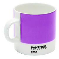 Pantone Universe Espressotasse Crocus 2655 120 ml Bone China