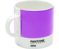 Pantone Universe Espressotasse Crocus 2655 120 ml Bone China