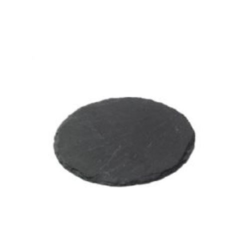 Broste Schieferplatte rund 12cm