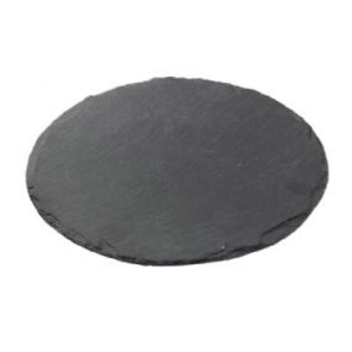 Broste Schieferplatte rund 30cm