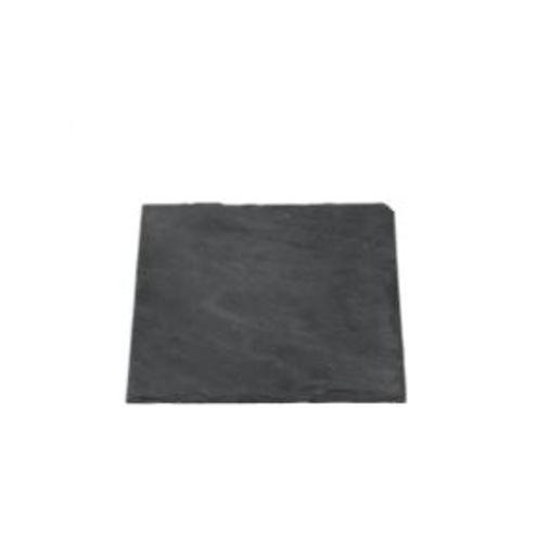 Broste Schieferplatte eckig 15 x 15 cm