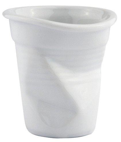 Galzone Knickbecher Porzellan weiß 100 ml