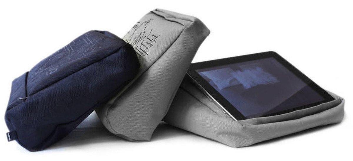 Bosign iPad/Tablet Kissen Hitech Schwarz - Pic 2