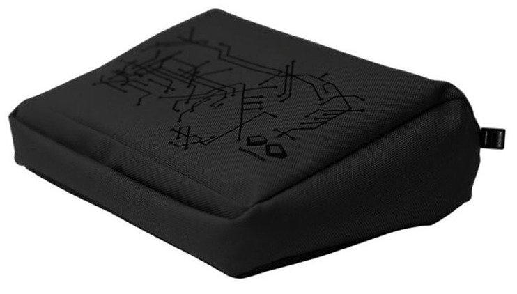 Bosign iPad/Tablet Kissen Hitech Schwarz