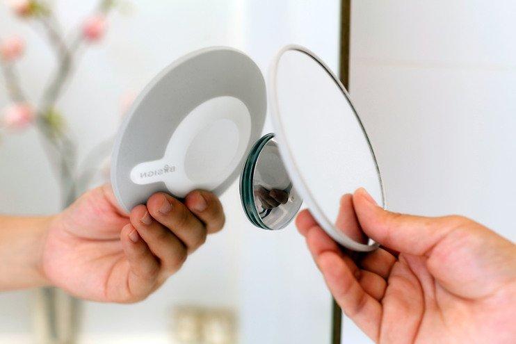 bosign kosmetikspiegel 5 fache vergr erung mit magnethalter kaufen. Black Bedroom Furniture Sets. Home Design Ideas