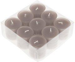 Hädicke Teelichte stein 3,8 cm 18er Box