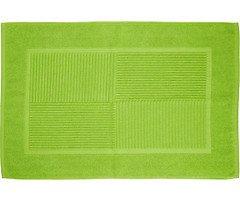 Zone Badematte Confetti 80 x 50cm limette grün