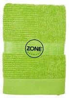 Zone Badehandtuch Confetti 140x70cm limette grün