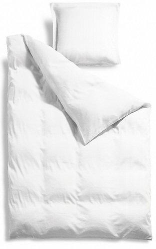 Zone Bettwäsche Confetti 140x200cm / 60x63cm weiß