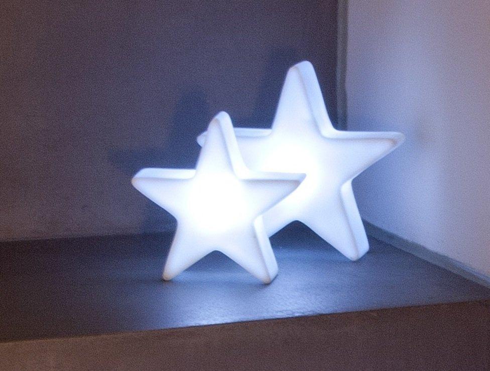 8Seasons Leuchtstern Shining Star Micro XS 9cm innen kaufen ...