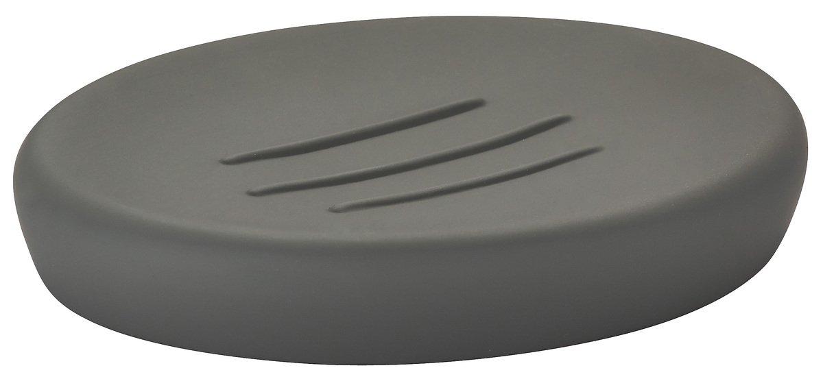 Zone Seifenschale Confetti Porzellan grau - Pic 1