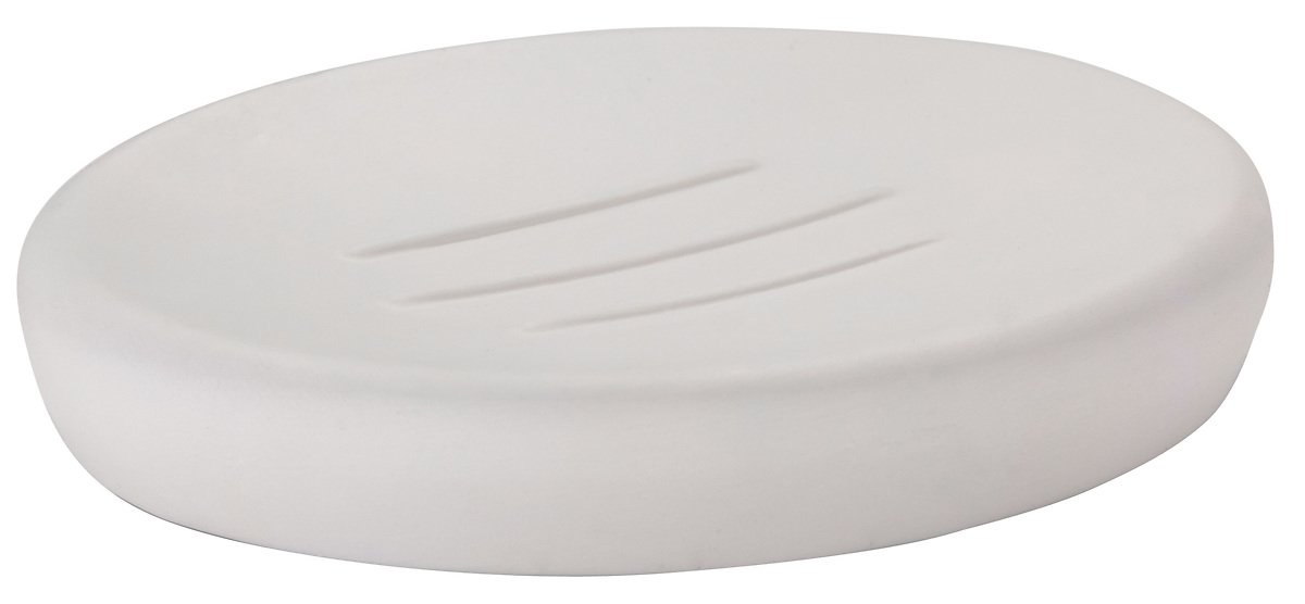 Zone Seifenschale Confetti Porzellan weiß - Pic 1