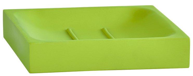 Zone Seifenschale Confetti Square limegrün