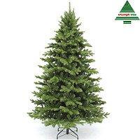 Triumph Tree Künstlicher Weihnachtsbaum Nordmanntanne Höhe 2,15m, x 1,35m