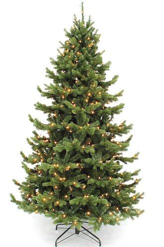 triumph tree k nstlicher weihnachtsbaum nordmanntanne h he 2 30m x 1 42m kaufen. Black Bedroom Furniture Sets. Home Design Ideas