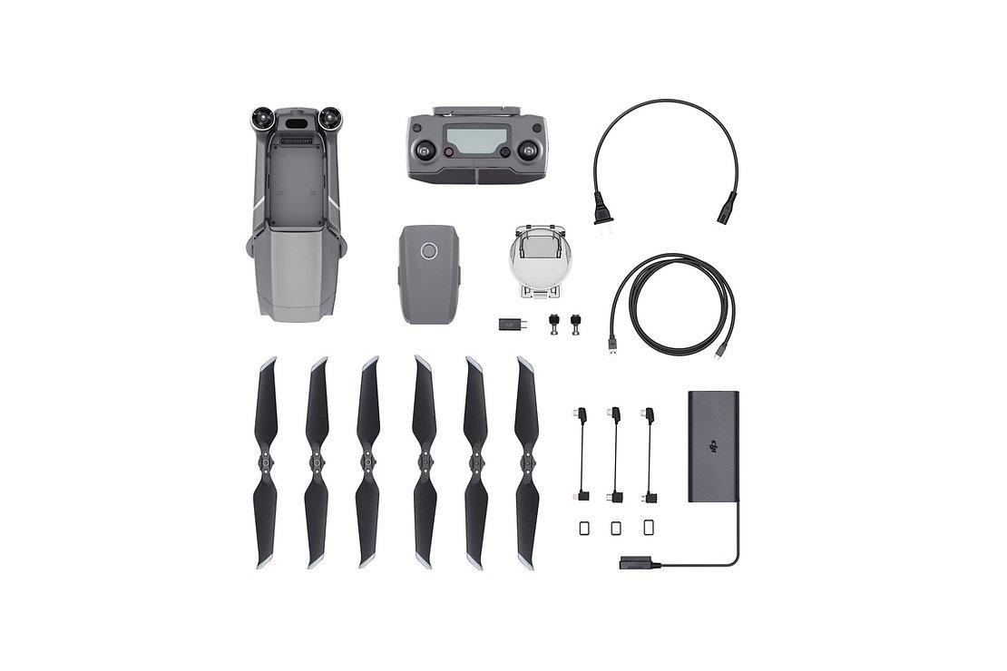 Quadcopter Mavic 2 Pro mit DJI Goggles VR-Brille - Pic 2