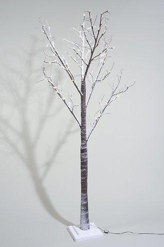 kaemingk led baum beschneit 125cm au en 48 led kaufen. Black Bedroom Furniture Sets. Home Design Ideas