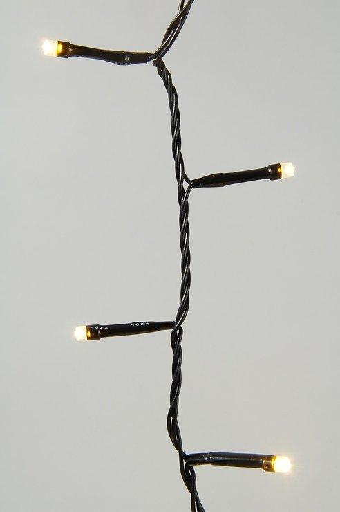 Kaemingk Lichterkette mit Dimmer 360 LED warm weiß 27 m außen schwarz - Pic 2