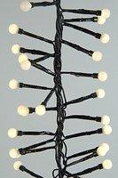 Kaemingk Lichterkette Bündel Kirsche 288 LED schwarz außen