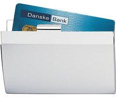 Zone Kreditkartenhalter Edelstahl