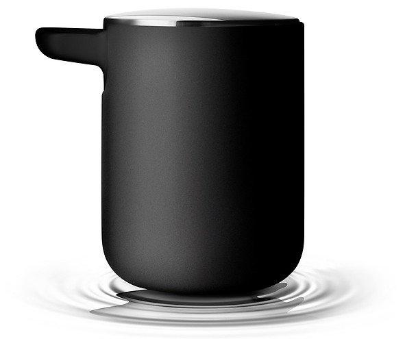 Menu Seifenspender Norm Bath schwarz