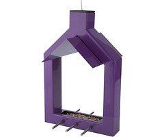 Zone Futterstelle für Vögel Alicante Maxi lila