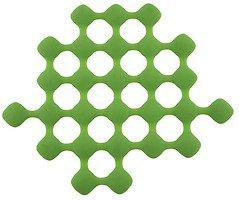 Zone Topfuntersetzer Confetti Silikon apfelgrün