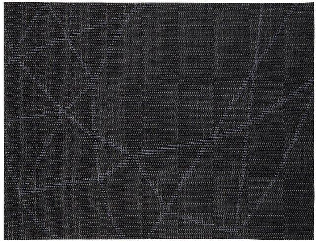 Zone Tischset Confetti schwarz gemustert 30 x 40cm