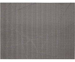 Zone Tischset Confetti silber gemustert 30 x 40cm
