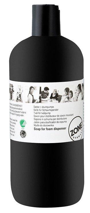 Zone Seife für Seifenspender Schaum Confetti 500 ml Nachfüllpack - Pic 1