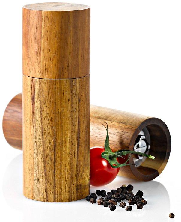 adhoc pfeffer und salzm hle acacia klein kaufen. Black Bedroom Furniture Sets. Home Design Ideas