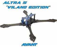 Avantquads Altra 5 Vilano Edition Frame Kit Blau