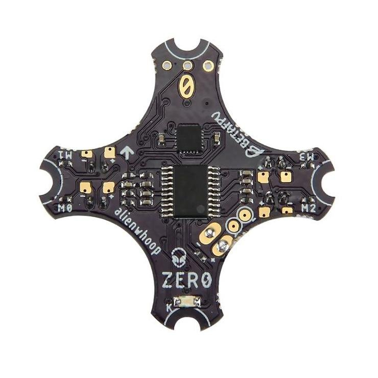 AlienWhoop Project ZER0 Brushed Flight Controller SBUS - Pic 2