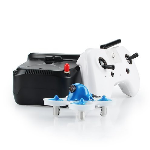 BETAFPV Whoop Racing Advanced Kit RC Brille und Copter