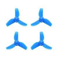BETAFPV FPV Propeller 3 Blatt 31mm in blau für 65mm Frame