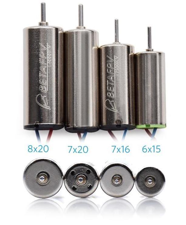 BETAFPV RC Motor für Tiny Whoop 17500KV 7x16mm - Pic 3