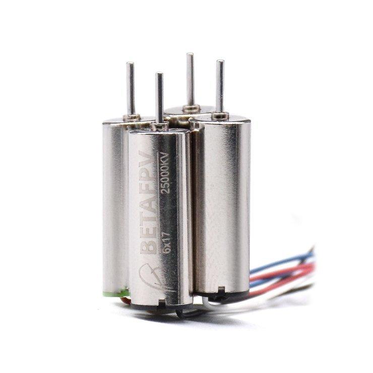BETAFPV RC Motor für Tiny Whoop 25000KV 6x17mm - Pic 2