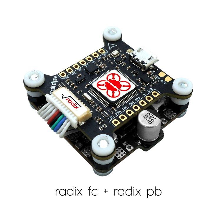 BrainFPV Radix F4 FC mit OSD - Pic 4