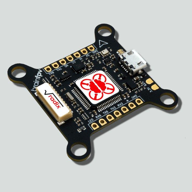 BrainFPV Radix F4 FC mit OSD - Pic 1