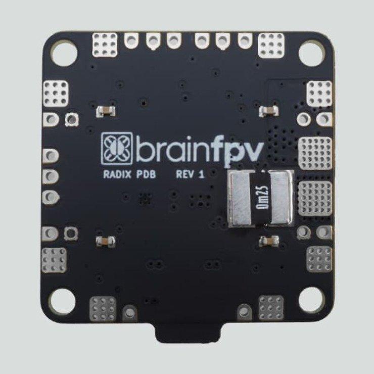 BrainFPV Radix PDB Board bis 8S - Pic 3