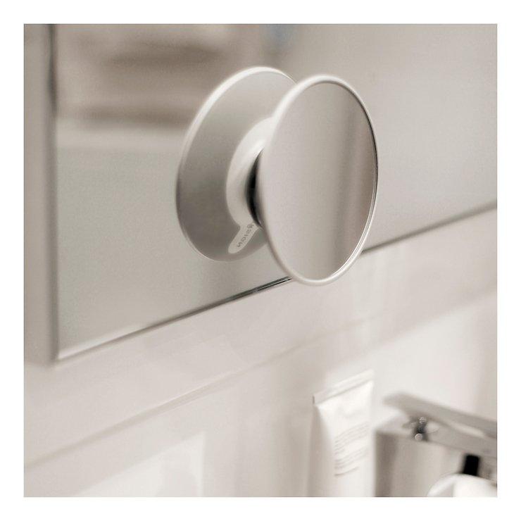 Bosign Kosmetikspiegel 15 fache Vergrößerung mit Magnethalter weiß - Pic 2