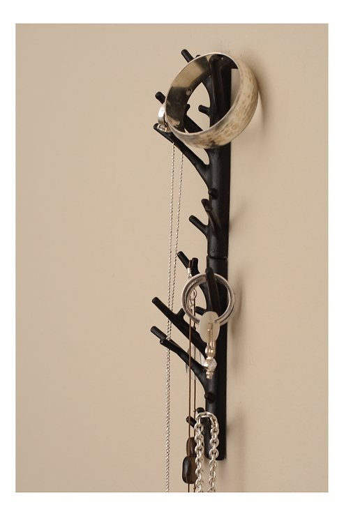 Bosign Garderobe Branch Hanger Medium schwarz - Pic 4