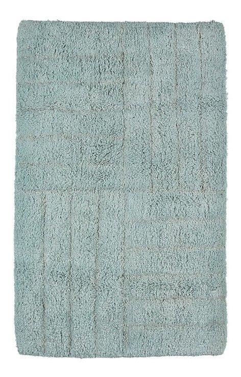 Zone Badematte 80 x 50 cm Baumwolle hellgrün - Pic 1