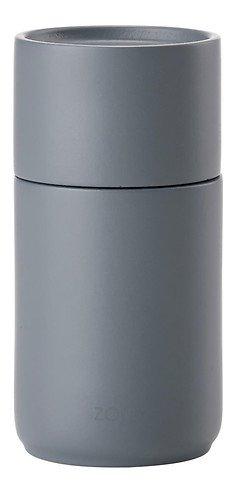 Zone Denmark Gewürzmühle 11,5 cm Birke cool grey